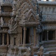 Angkor Wat Model In Grand Palace, Bangkok, Thailand