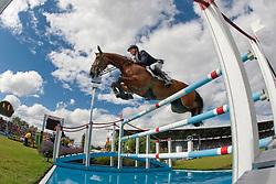Dubbeldam Jeroen (NED) - BMC Van Grunsven Simon<br /> World Equestrian Festival, CHIO Aachen 2011<br /> © Dirk Caremans