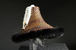 Adaka Cultural Festival 2016, Whitehorse, Yukon, Canada, Yukon First Nation Culture and Tourism Association, Kwanlin Dun Cultural Centre, Debra Michel, cedar hat