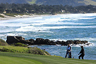 Jason Day (AUS) during the final round of the AT&T Pro-Am ,Pebble Beach Golf Links, Monterey, USA. 10/02/2019<br /> Picture: Golffile | Phil Inglis<br /> <br /> <br /> All photo usage must carry mandatory copyright credit (© Golffile | Phil Inglis)