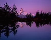 Mission Matterhorn, Grindjilake, Matterhorn 4478 m, Matterhorn, Switzerland