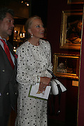 Princess Michael of Kent, Private Preview of the Grosvenor House Art and Antiques Fair. 13 June 2007.  -DO NOT ARCHIVE-© Copyright Photograph by Dafydd Jones. 248 Clapham Rd. London SW9 0PZ. Tel 0207 820 0771. www.dafjones.com.