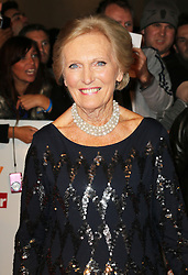 © Licensed to London News Pictures. 07/10/2013, UK. Mary Berry,  Pride of Britain Awards, Grosvenor House Hotel, London UK, 07 October 2013. Photo credit : Richard Goldschmidt/Piqtured/LNP