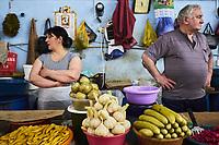 Georgie, Koutaissi, marché // Georgia, Kutaisi, market
