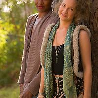 Coco Odyssey and Jocelyn Gordon