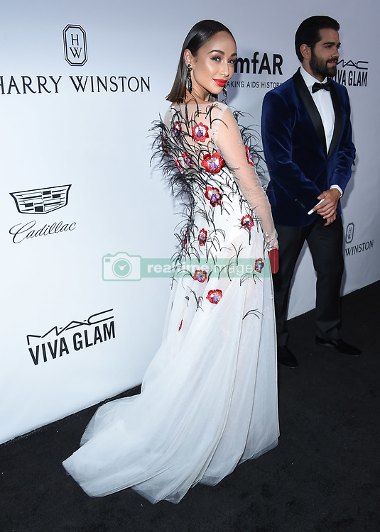October 13, 2017 Beverly Hills, CA Patrick Starrr amfAR Gala Los Angeles honors Julia Roberts at their eighth annual benefit for AIDS research held at Green Acres Estate. 13 Oct 2017 Pictured: Cara Santana. Photo credit: O'Connor/AFF-USA.com / MEGA TheMegaAgency.com +1 888 505 6342