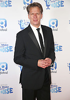 Andrew Castle, Global's Make Some Noise Night in London, Finsbury Square Marquee, London UK, 20 November 2018