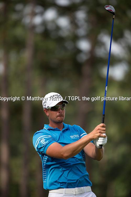 Henrik STENSON (SWE) during second round US Open Championship 2014,Pinehurst No 2,Pinehurst,North Carolina,USA.