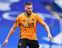 Football - 2019 / 2020 Premier League - Chelsea vs. Wolverhampton Wanderers<br /> <br /> Wolverhampton Wanderers' Matt Doherty, at Stamford Bridge.<br /> <br /> COLORSPORT/ASHLEY WESTERN