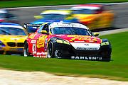 29-31 March, 2012, Birmingham, Alabama USA.Dane Cameron, Wayne Nonnamaker, Team Sahlen / Mazda RX-8 .(c)2012, Jamey Price.LAT Photo USA