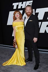 April 8, 2017 - New York, NY, USA - April 8, 2017  New York City..Gry Molvær Hivju and Kristofer Hivju attending 'The Fate Of The Furious' New York premiere at Radio City Music Hall on April 8, 2017 in New York City. (Credit Image: © Kristin Callahan/Ace Pictures via ZUMA Press)