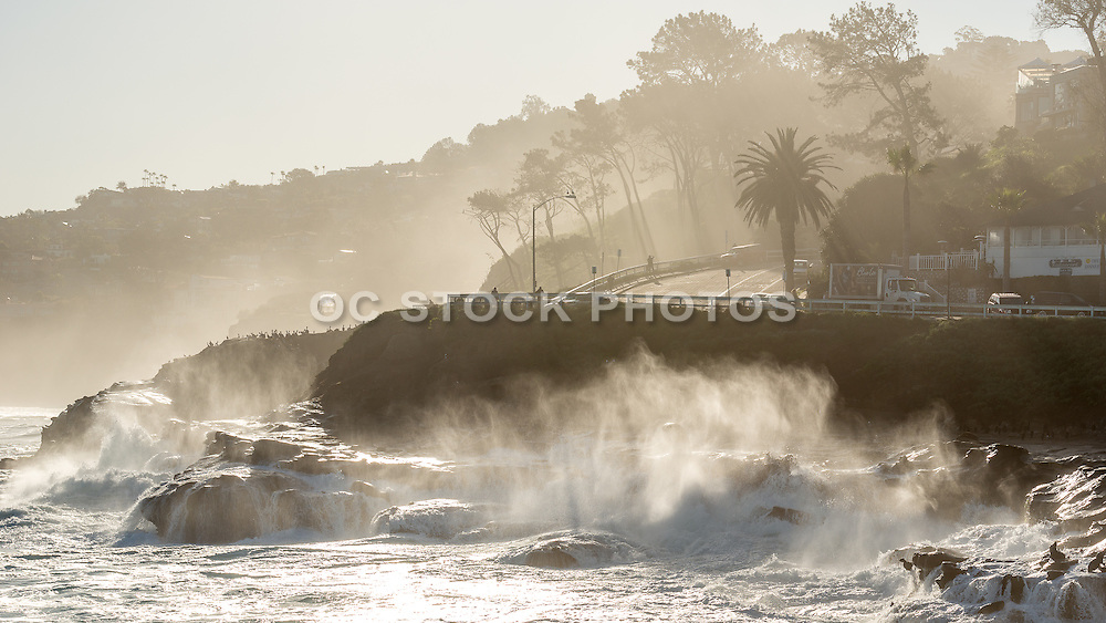La Jolla Coastline of San Diego California