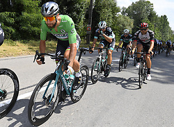July 20, 2018 - Valence, France - VALENCE, FRANCE - JULY 20 : SAGAN Peter (SVK) of Bora - Hansgrohe during stage 13 of the 105th edition of the 2018 Tour de France cycling race, a stage of 169.5 kms between Bourg d'Oisans and Valence on July 20, 2018 in Valence, France, 20/07/2018 (Credit Image: © Panoramic via ZUMA Press)