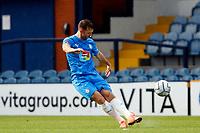 Jamie Stott. Stockport County FC 3-0 Dover Athletic FC. Vanarama National League. 10.10.20