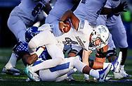 The University of Kentucky football team beat Eastern Michigan University 24-20 on Saturday, September 30, 2017, at Kroger Field in Lexington, Ky.<br /> <br /> <br /> Photo by Elliott Hess   UK Athletics