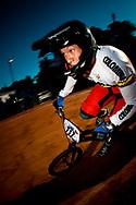 #717_JIMENEZ CAICEDO Andres Eduardo (COL) during the quarter finals of the UCI BMX Supercross World Cup, Pietermaritzburg, 2011