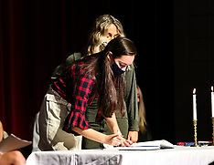 10/24/21 BHS National Honor Society Fall Induction