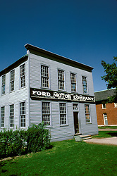 Michigan: Greenfield Village, Ford Motor Plant, Photo: migreen102  .Photo copyright: Lee Foster, www.fostertravel.com, (510) 549-2202, lee@fostertravel.com