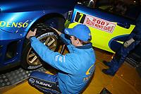 Motor<br /> Foto: Dppi/Digitalsport<br /> NORWAY ONLY<br /> <br /> MOTORSPORT - WRC 2007 - MONTE CARLO RALLY - VALENCE (FRA) 18/01 TO 21/01/2007 <br /> <br /> PETTER SOLBERG (NOR) / SUBARU IMPREZA WRC - AMBIANCE - PORTRAIT