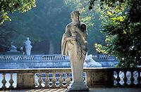 France - Provence - Gard - Nimes - Jardin de la Fontaine
