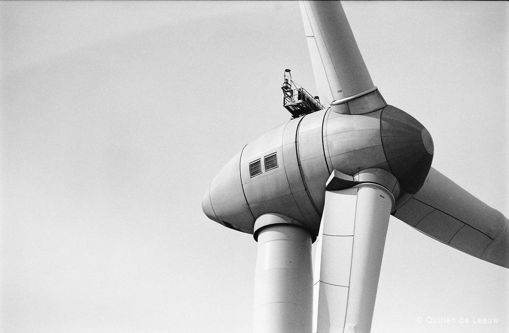Rotor van windturbine, Zeeland