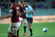 Kurtley Beale. NSW Waratahs v Otago Highlanders. Investec Super Rugby Round 17 Match, 11 June 2011. Sydney Football Stadium, Australia. Photo: Clay Cross / photosport.co.nz