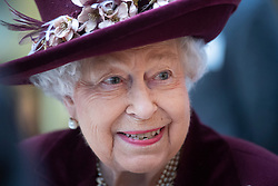 "File photo dated 25/02/20 of Queen Elizabeth II who is reportedly set to ""distance herself"" from the ruler of Dubai following a High Court ruling that he abducted and detained his daughters against their will."