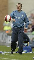 Photo: Aidan Ellis.<br /> Wigan Athletic v West Ham United. The Barclays Premiership. 28/04/2007.<br /> West Ham's  Alan Curbishley