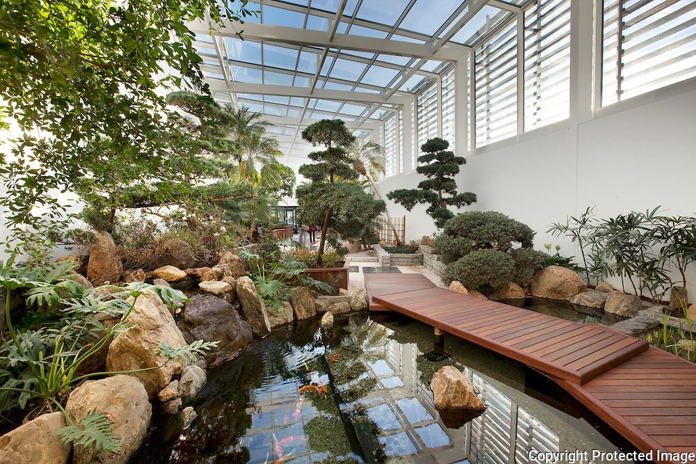 374386-Japanse binnentuin bij Soudal Turnhout-tuinarchitecten Ilse Beunen en Gert Dessoy-foto's Joren De Weerdt JDW