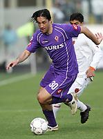 Fotball<br /> Italia Serie A<br /> Foto: Inside/Digitalsport<br /> NORWAY ONLY<br /> <br /> Luca Toni (Fiorentina)<br /> <br /> 18 Mar 2007 (Match Day 29) <br /> Fiorentina v  Roma (0-0)