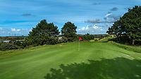 ZANDVOORT - Hole 7. Golfbaan The Dunes / Open Golf.    COPYRIGHT KOEN SUYK