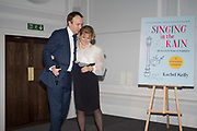 MATT HANCOCK, Secretary of State for Health and Social Care, RACHEL KELLY, Rachel Kelly celebrates the publication of ' Singing In the Rain' An Inspirational Workbook. 20 Cavendish Sq. London W1. 17 January 2019.
