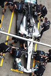 September 29, 2017 - Sepang, Malaysia - Motorsports: FIA Formula One World Championship 2017, Grand Prix of Malaysia, ..#77 Valtteri Bottas (FIN, Mercedes AMG Petronas F1 Team) (Credit Image: © Hoch Zwei via ZUMA Wire)