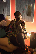 LYNETTE YIADOM-BOAKYE,, Ghana party, Venice, 8 May 2019