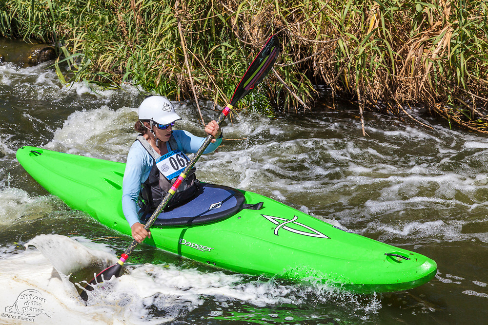 The 1st annual LA River Boat Race was held on August 30, 2014 on a 3/4 mile course consisting of small rapids and flat water located along a stretch of the river along the Glendale Narrows in the Elysian Valley. Los Angeles, California, USA