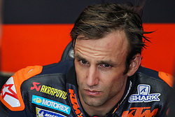 February 7, 2019 - Sepang, SGR, U.S. - SEPANG, SGR - FEBRUARY 07:  Johann Zarco of Red Bull KTM Factory Racing before the start of the  second day of the MotoGP official testing session held at Sepang International Circuit in Sepang, Malaysia. (Photo by Hazrin Yeob Men Shah/Icon Sportswire) (Credit Image: © Hazrin Yeob Men Shah/Icon SMI via ZUMA Press)