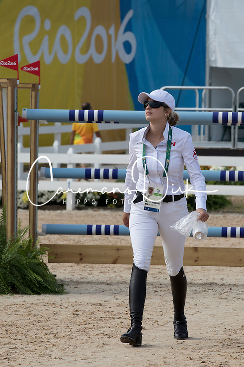 Foster Tiffany, CAN<br /> Olympic Games Rio 2016<br /> © Hippo Foto - Dirk Caremans<br /> 16/08/16