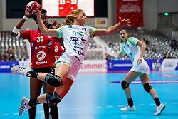 03-12-2019 JAP: Slovenia - Angola, Kumamoto<br /> Third match 24th IHF Women's Handball World Championship, Slovenia loss the third match against Angola with 24 - 33. / Polona Baric #13 of Slovenia