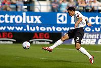 Photo: Daniel Hambury.<br />Luton Town v Crystal Palace. Coca Cola Championship. 09/09/2006.<br />Luton's Carlos Edwards scoresl to make it 1-0.