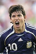 2007.07.12 U-20 World Cup: Argentina vs Poland