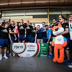 20210705: SLO, Basketball - Arrival of Slovenian basketall team