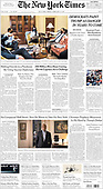 February 13, 2021 (USA): Front-page: Today's Newspapers In USA