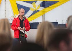 Clyde Cruising Club's Scottish Series 2019<br /> 24th-27th May, Tarbert, Loch Fyne, Scotland<br /> <br /> Glenn Porter, event director<br /> <br /> Credit: Marc Turner / CCC