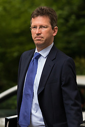 Downing Sreet, London, July14th 2015. Attorney General Jeremy Wright QC arrives at 10 Downing street for the government's weekly cabinet meeting.