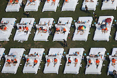 Over 400 Beijing Residents Have Breakfast Together In Bed For Guinness World Records