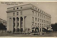 Dom inžinjere i arhitekta u Zagrebu. : Draškovićeva ulica. <br /> <br /> ImpresumZagreb : Naklada S. Marković, 1927.<br /> Materijalni opis1 razglednica : tisak ; 8,7 x 13,7 cm.<br /> NakladnikNaklada S. Marković<br /> Mjesto izdavanjaZagreb<br /> Vrstavizualna građa • razglednice<br /> ZbirkaGrafička zbirka NSK • Zbirka razglednica<br /> Formatimage/jpeg<br /> PredmetZagreb –– Trg hrvatskih velikana<br /> SignaturaRZG-THVEL-6<br /> Obuhvat(vremenski)20. stoljeće<br /> NapomenaRazglednica je putovala 1931. godine.<br /> PravaJavno dobro<br /> Identifikatori000954400<br /> NBN.HRNBN: urn:nbn:hr:238:773215 <br /> <br /> Izvor: Digitalne zbirke Nacionalne i sveučilišne knjižnice u Zagrebu