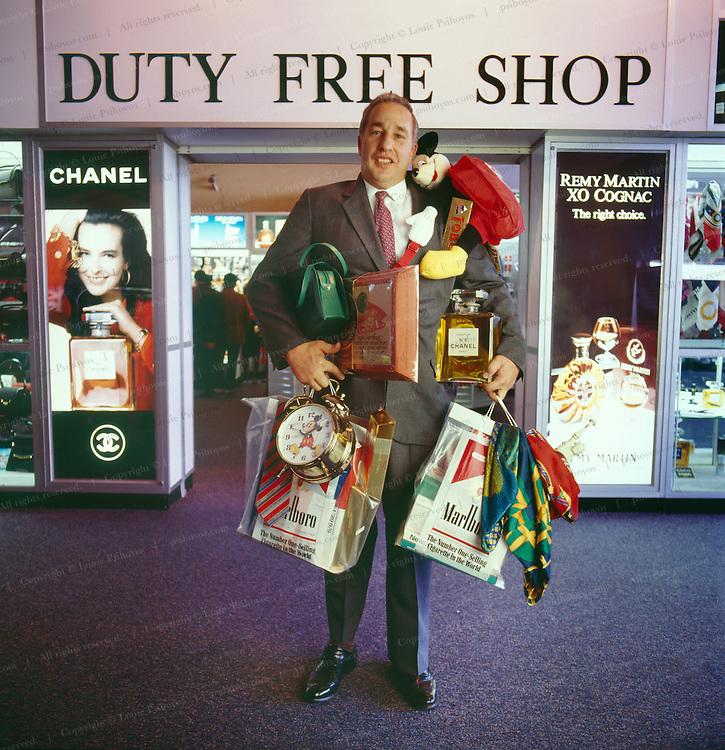 John Couri, president and founder of Duty Free International.