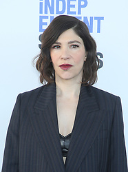 February 8, 2020, Los Angeles, California, United States: 2020 Film Independent Spirit Awards held at Santa Monica Pier..Featuring: Carrie Brownstein.Where: Los Angeles, California, United States.When: 08 Feb 2020.Credit: Faye's VisionCover Images (Credit Image: © Cover Images via ZUMA Press)