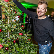 NLD/Amsterdam/20161207 - 8e Sky Radio's Christmas Tree For Charity, Gers Padoel