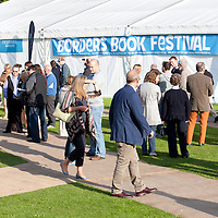Borders Book Festival 2012